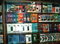 Lao State Bookstore interior image 2