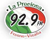 KFSO La Preciosa 92.8 FM