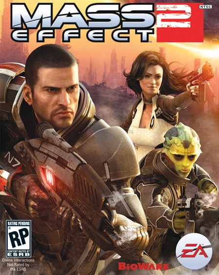 Mass Effect 2 ISO Repack Full 2DVD5 Español MG !!!