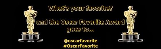 oscar favorite awards