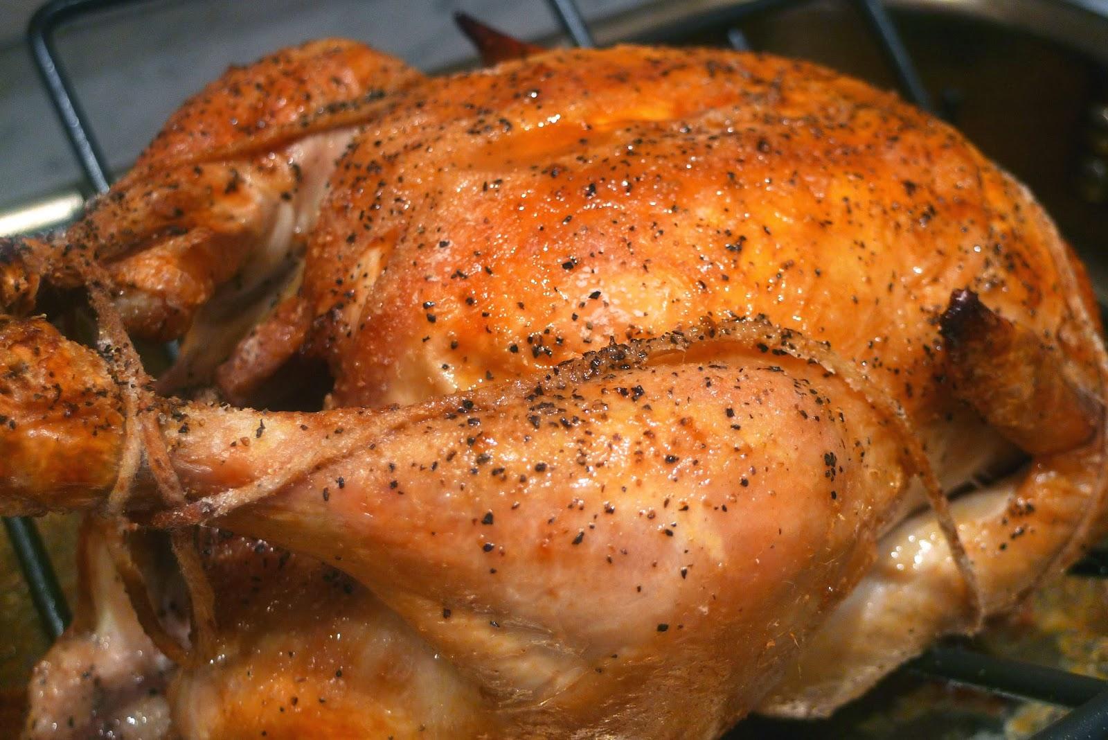 siriously delicious: Thomas Keller's Roast Chicken