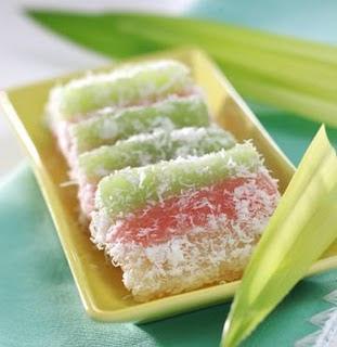 Resep Baru dan Cara Membuat Kue Lapis Singkong