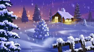 صور ثلوج تغطي سطح المنزل خلال فصل الشتاء