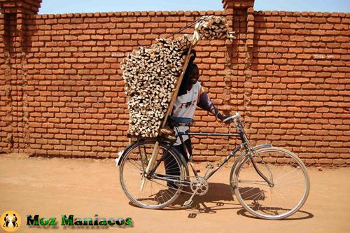 Bicicleta de Construção