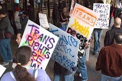 <b>Είναι απαραίτητοι οι ξεκάθαροι νόμοι για την προστασία των τρανς ατόμων από τις διακρίσεις </b>