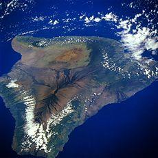 Hawain island