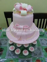 Wedding cake : fondant