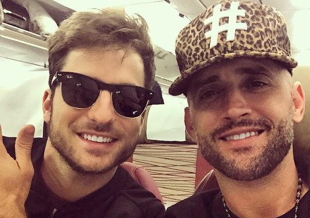 Paulo Gustavo e namorado marcam data de casamento com festa no Rio
