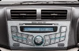 Integrated audio