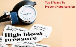 Cara menurunkan darah tinggi