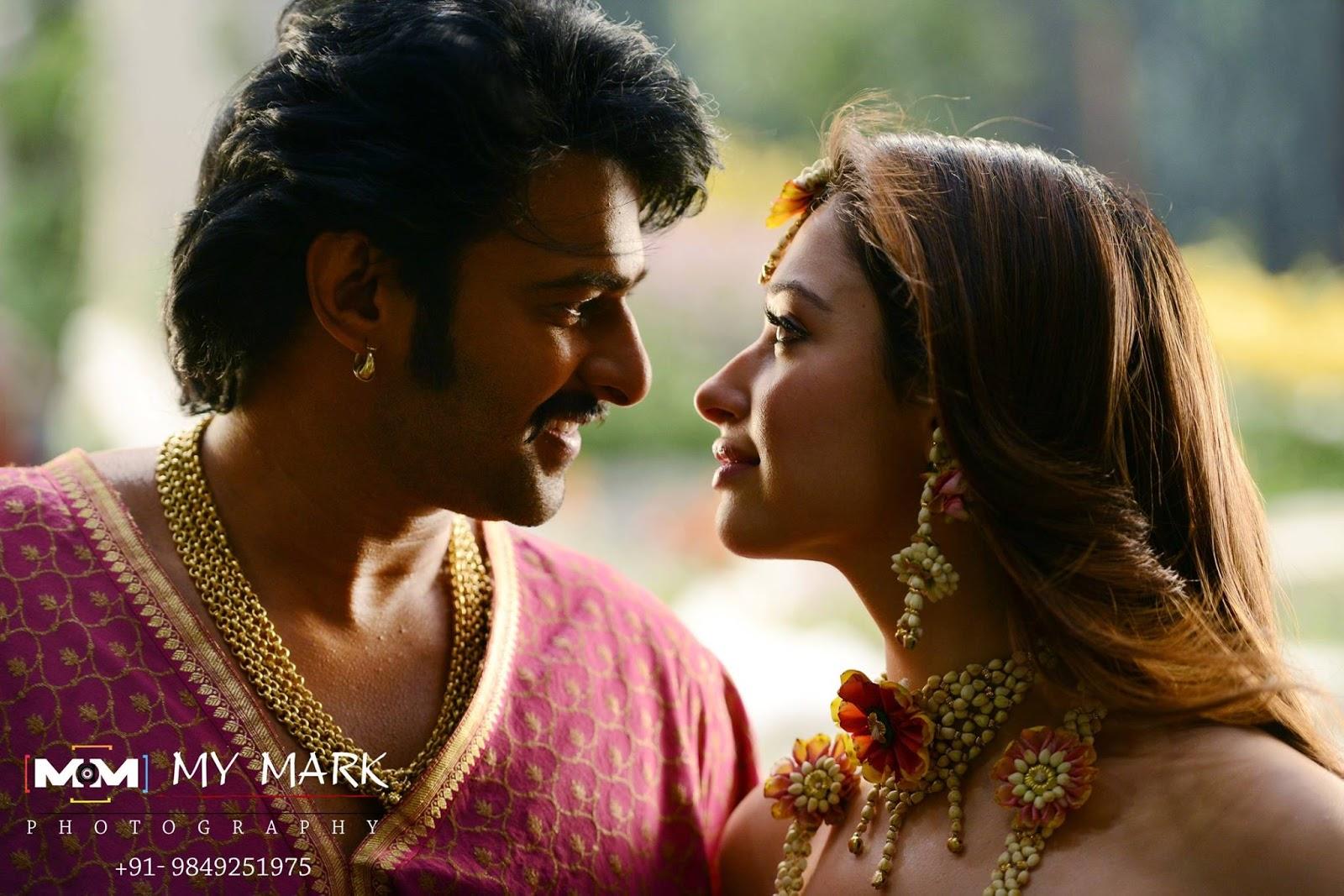prabhasmyhero blog: prabhas and tamanna baahubali stills