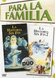 La Historia sin Fin + La Historia sin Fin II (Alemania- E.E.U.U.).