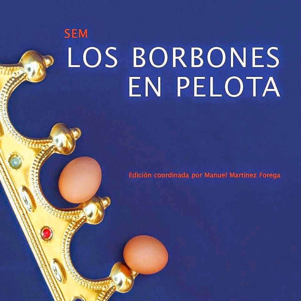 Los Borbones en pelota (VV.AA.)