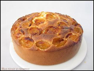 gâteau lorrain mirabelles