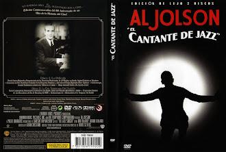 Carátula: El cantor de Jazz (1927) (The Jazz Singer)