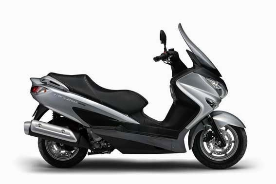Suzuki Burgman 200 ABS Features, Specs and Price
