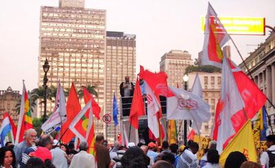 Ato histórico em São Paulo pelo Estado da Palestina Já - foto 19