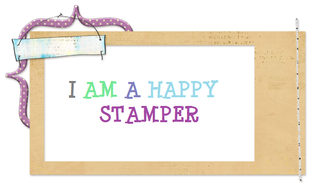 I Am A Happy Stamper