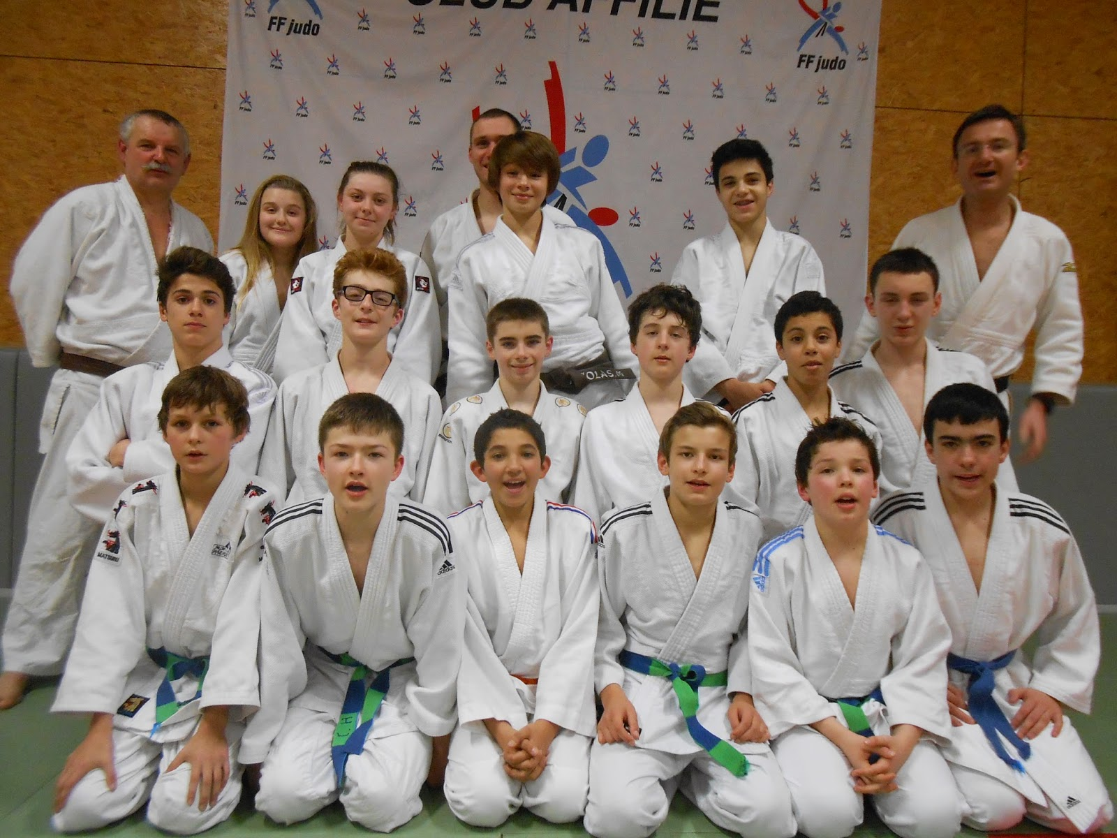 judo club d ville l s rouen stage competiteurs. Black Bedroom Furniture Sets. Home Design Ideas