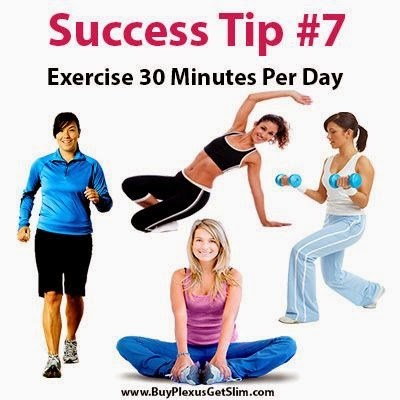 Passion for Plexus: 7 Success Tips for staying healthy