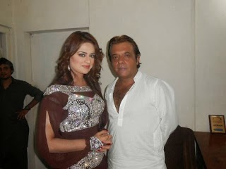Sobia Khan Hot Photo With Jhangir khan