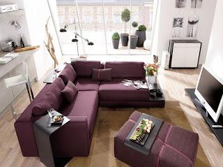 model desain ruang tamu minimalis modern | model rumah modern