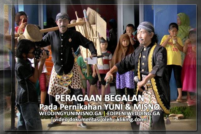 Video Dokumentasi Begalan pada Pernikahan YUNI & MISNO - Weddingyunimisno.ga   Tata Rias & Organizer : Edipeniwedding.ga - Rias Pengantin Purwokerto