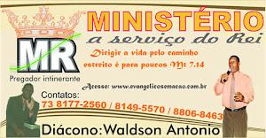 Diac. WALDSON ANTONIO