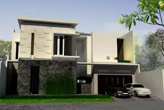 desain rumah dan produk: desain rumah modern