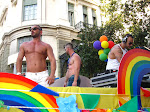 In Pictures: Athens and Thessaloniki Pride 2012