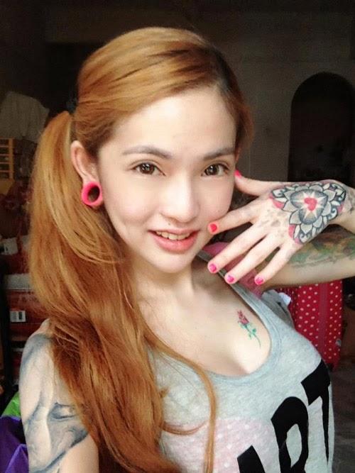 Kinki Ryusaki xinh đẹp gợi cảm