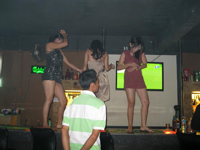 Batam Island Bar Girl