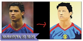 efek-efek pada photoshop