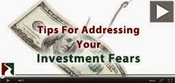 Tips For Addressing Your Investment Fears
