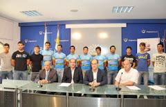 Acto de lanzamiento del proyecto de gestión de la Selección Nacional.