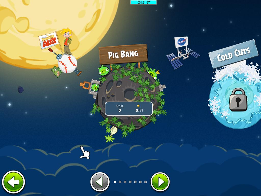Angry Birds Space 1.2.2 Full Serial Number