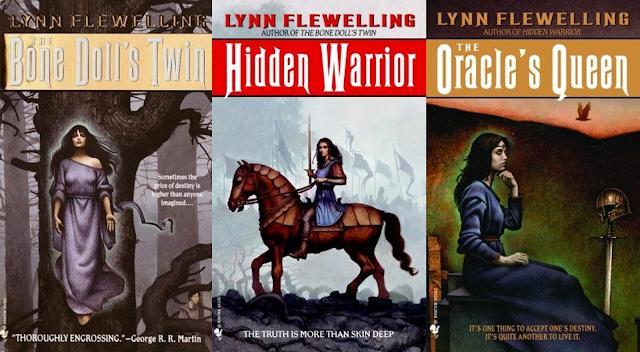 Tamir Trilogy by Lynn Flewelling