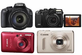 Kamera+Digital+Canon Daftar Harga Kamera Digital Canon September 2013