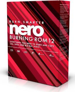 nero burning rom 12, 13, 14, box, image, screen
