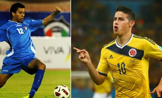 Colombia vs Kuwait en vivo