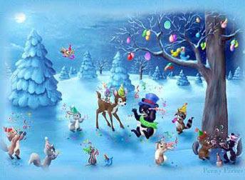 Kartu Ucapan Natal  2011 gokil