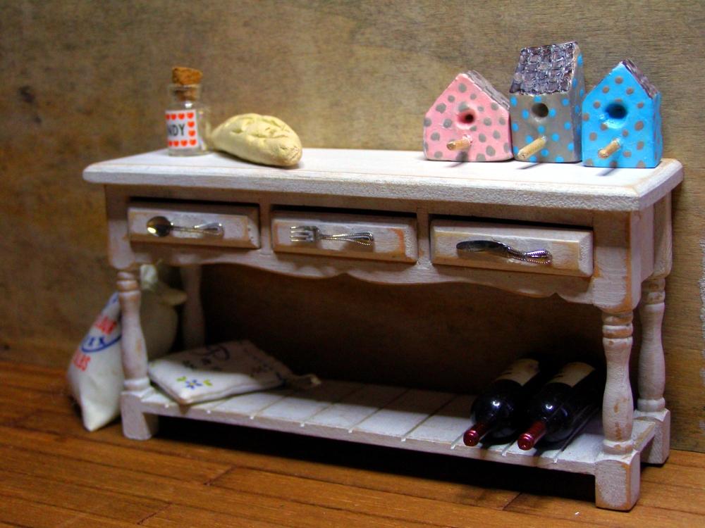 Peque eces muebles de cocina sin pintar - Muebles sin pintar online ...