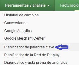 ¿Cómo se debe utilizar las palabras clave de Google Planner para blogs eficazmente?