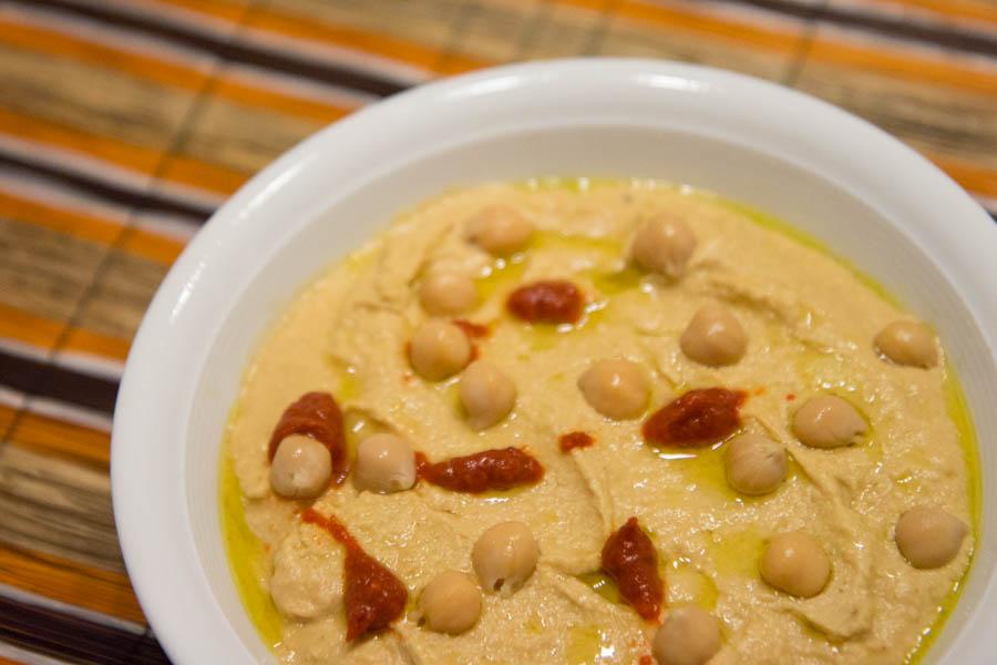 Rezept für Hummus