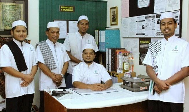 Jemaah Perawat Pusat Rawatan Al-Qayyum
