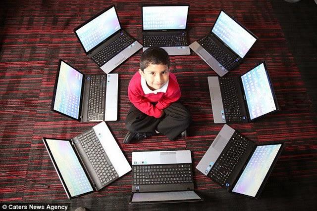 Ayan Qureshi Anak SD Ahlinya Microsoft 5