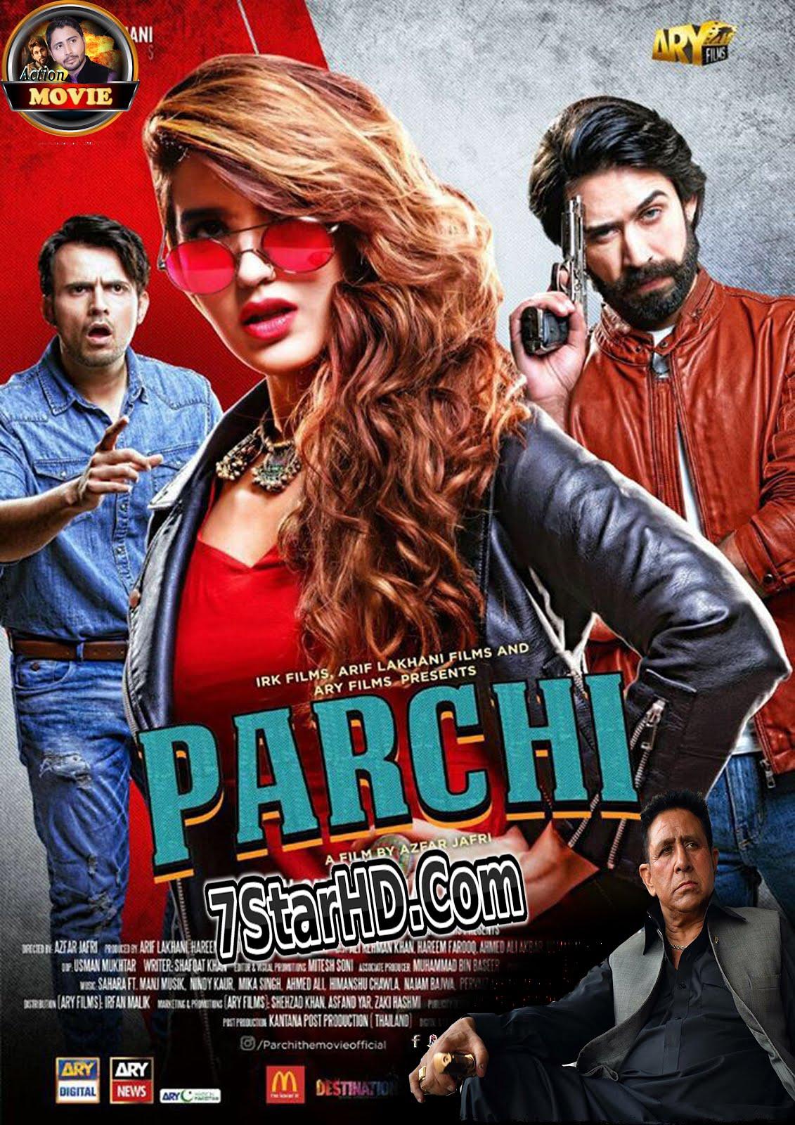 Parchi (2018) Urdu 250MB DTHRip 480p x264