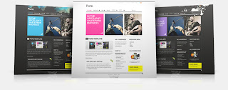 Pure v5.5.10 For J1.7 - Yootheme
