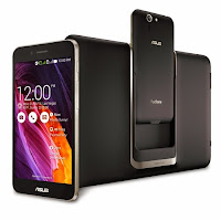 Spesifikasi Asus Padfone S Pf500kl Tablet 9 inci hp tablet