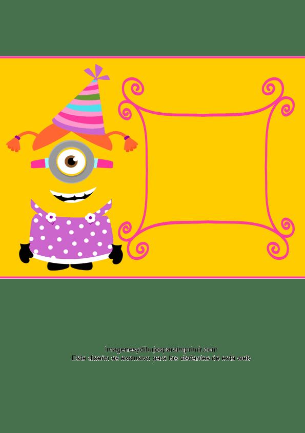 Invitaciones de cumpleaños de Zootopia para imprimir